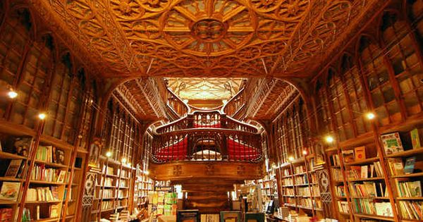 17 Bookstores That Will Literally Change Your Life Bookstore Around The Worlds Places To See