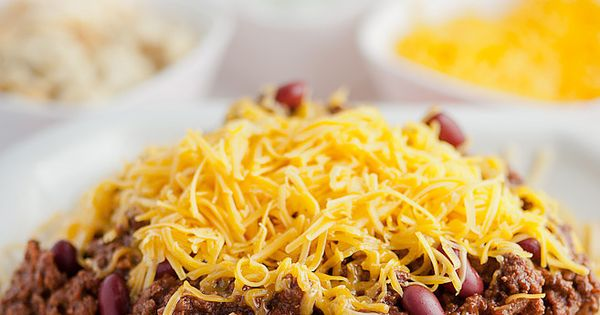 Cincinnati Style Chili | Recipe | Cincinnati, Chili and Cincinnati