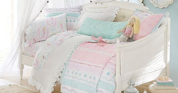 Pastels Are Pretty All Year Round With This Quilted Girls