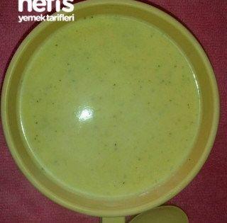 Sebzeli Yogurt Corbasi Yogurt Yemek Tarifleri Yemek