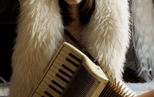 #fur polka beautiful