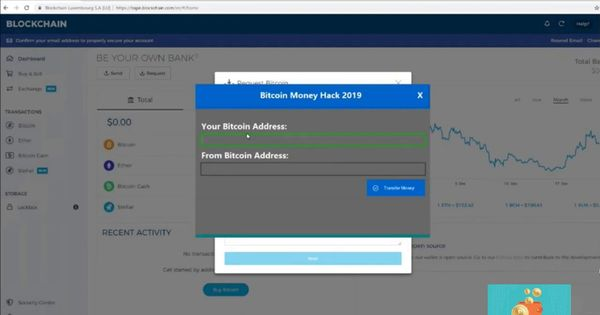 Bitcoin Generator Hack Tool For Android