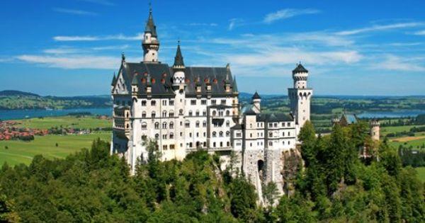 Alles Wochenende Deutschland Burgen Schloss Neuschwanstein Ausflug