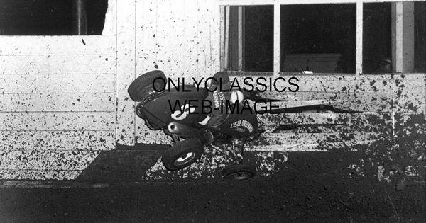 Video antique midget sprint car too! too!