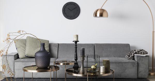 Stehlampe kupfer wohnen pinterest stehlampen kupfer - Kupfer deko wohnzimmer ...