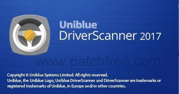 uniblue driver scanner keygen  pc