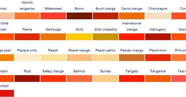 Orange Shades images of different shades of orange wallpaper - #sc