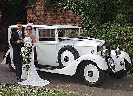 Classic Wedding Cars Car Wedding Ideas Pinterest Wedding