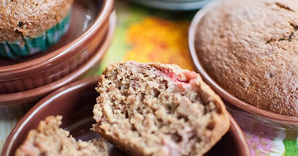Rye, Muffins and Fruit on Pinterest