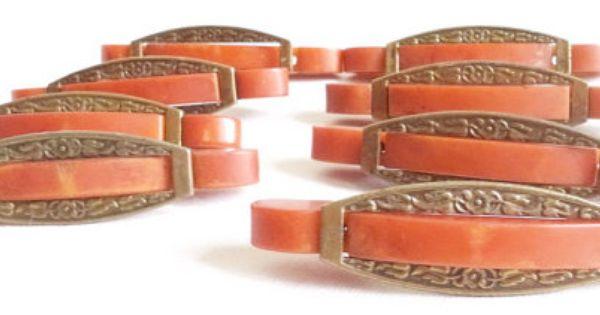 1920s art deco bakelite handles antique bronze pulls Art Deco Cabinet Pulls Art Deco Bakelite Drawer Pulls