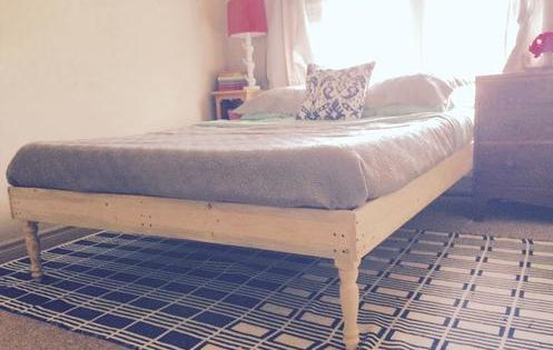 Phenomenal Father Bohemian Platform Bed Diy Bed Urban