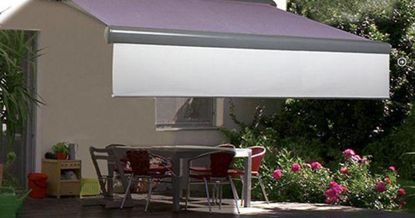 Toldos de brazos extensibles toldo para terraza alicante for Brazos extensibles para toldos