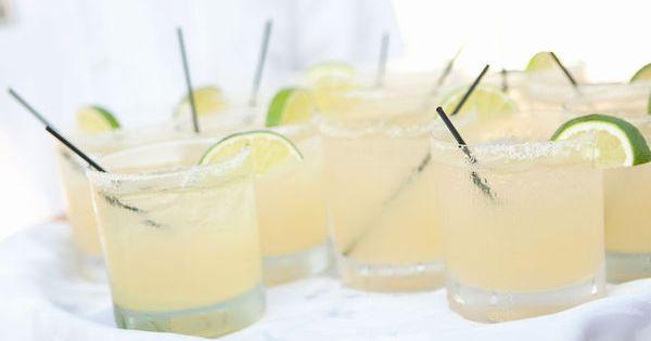 Wedding Drinks, Yum!