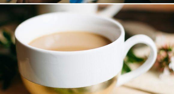 DIY Gold Mug