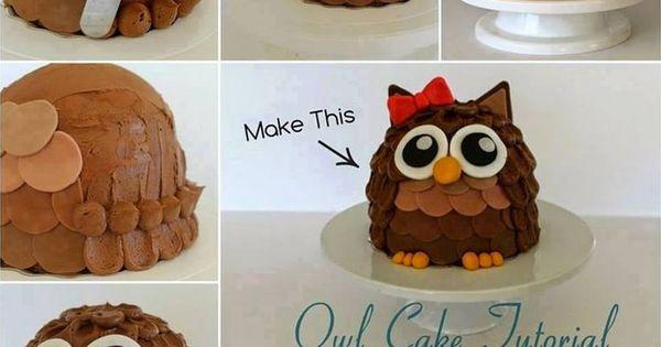 Tolle Ideen Fur Kleine Kuchen : Was für eine süße Idee :) Mehr ...