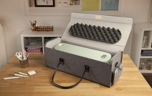 Cricut Machine New Rolling Bags And Carrying Totes Cricut Cricut Design Cricut Explore Machine