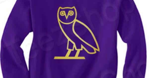 OVOXO Owl Octobers OVO Very Own Drake Shirt Take Care XO ...