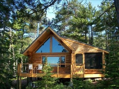 Dreamy vacation rental tettegouche log cabin on north for North shore cabin rentals