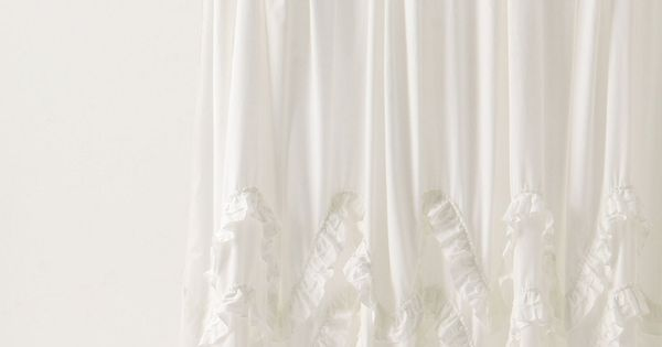 Waves of ruffles shower curtain curtains pinterest ruffle shower - Waves of ruffles shower curtain ...