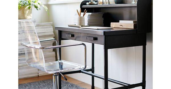 A Slim Writing Desk Is The Perfect Multi Purpose Piece In