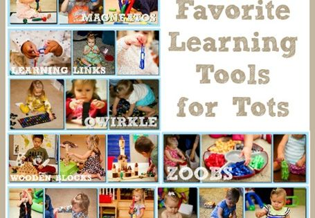 Toys For Tots Ideas : Our favorite learning tools for tots toys christmas
