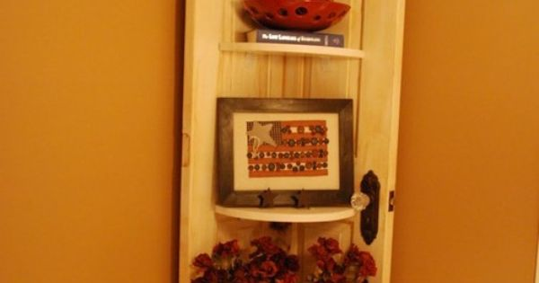 Awesome door with nice color for Fall!