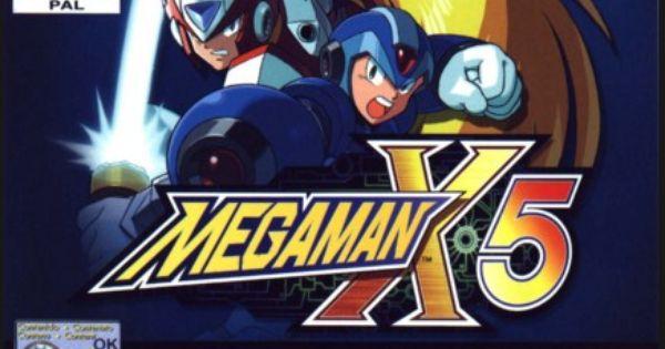 Megaman X5 Slus 01334 Apk Psx Epsxe Game Download Megaman X5 Iso