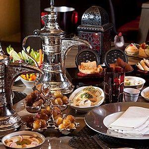 Food Setting Iftar Table Lika A Pro Iftar Iftar Party