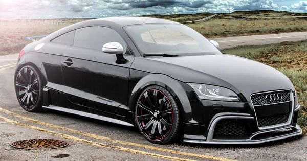 audi tt 8j gtrs body kit by regula tuning germany audi. Black Bedroom Furniture Sets. Home Design Ideas
