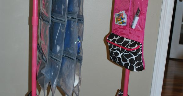 How To Make Your Own Rolling Dance Bag With Garment Rack