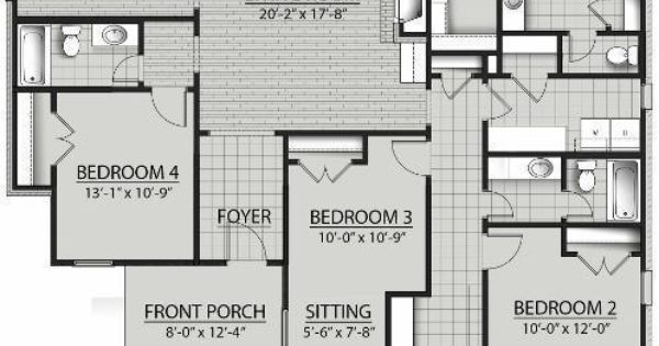 Houmas Ii A Floor Plan Dsld Homes Floorplans Pinterest