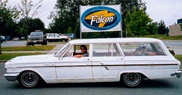 1964 Ford Fairlane Station Wagon Ford Fairlane Fairlane Wagon