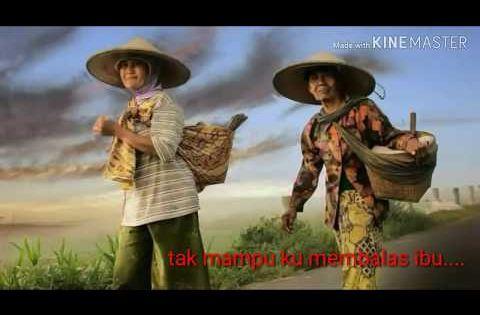 ibu iwan fals video bikin baper bikin nangis cover lagu musik