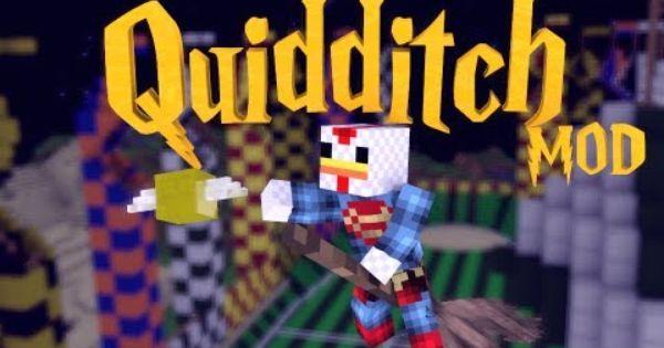Harry Potter Mod Minecraft Harry Potter Quidditch Mod Showcase Harry Potter Quidditch Minecraft Pocket Edition Quidditch