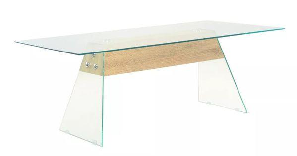 Tres Chic Et Tendance Cette Magnifique Table Basse Sera Parfaite Pour Redecorer Votre Interieur Elle Est Faite De V