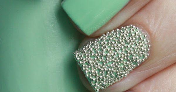 Caviar Nails!