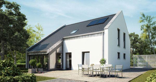 g nstig bauen buchenallee nordic ein fertighaus von gussek haus sanierung pinterest. Black Bedroom Furniture Sets. Home Design Ideas