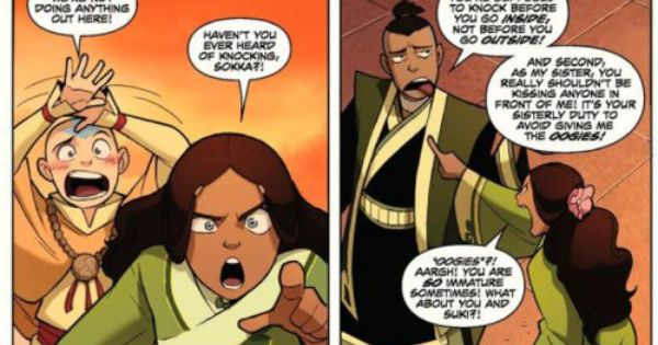 Something I Love About The Promise Comic It Shows What Happens