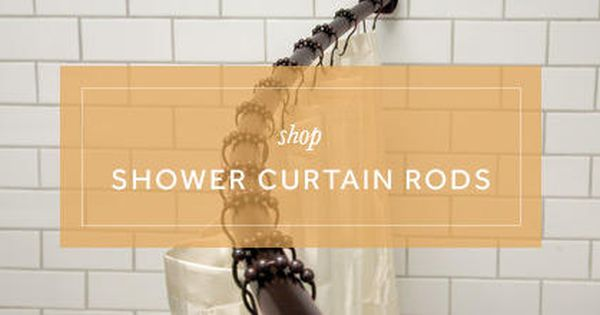 Shop Shower Curtain Rods Shower Systems Shower