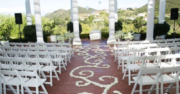 The gorgeous ceremony space at Sherwood Country Club Wedding ...