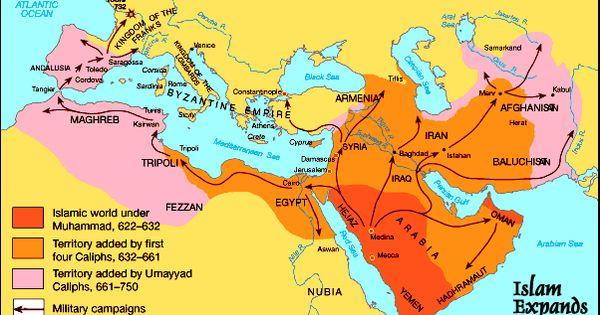 Spread of Islam | Lauren Cordes - Indian Ocean Trade ...
