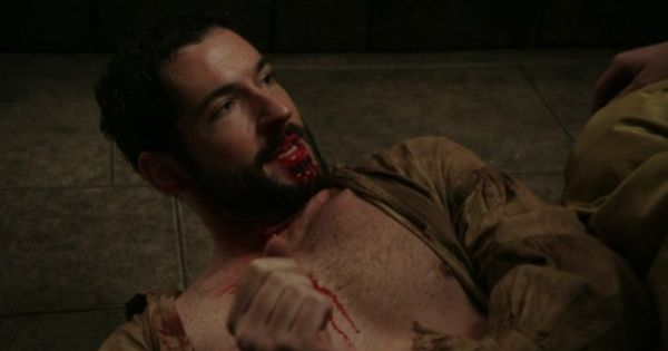 tom ellis once upon a time