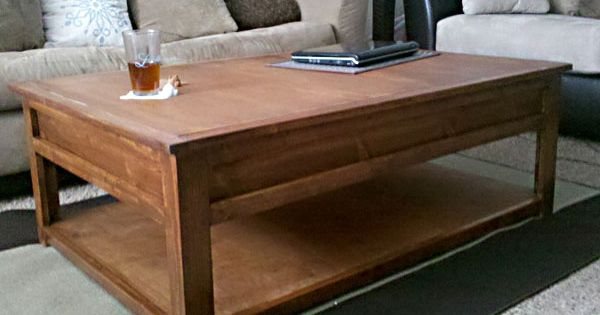 Mom 39 S Train Table A Coffee Table That Converts To A Train Table Yet Nice Enough For The