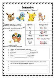 15++ Pokemon reading worksheets Popular