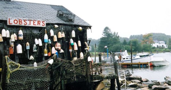 Bait tackle shop maine my photos along the coast for Fishing tackle near me