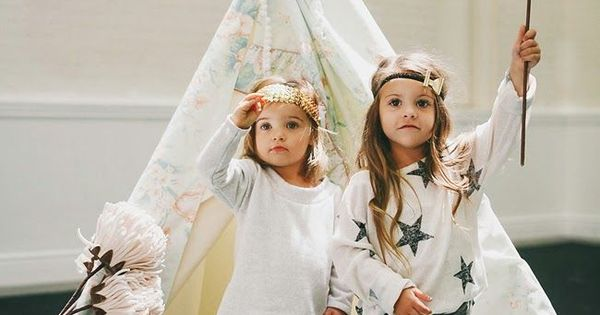 KID Fashion Blog: Kindred OAK AW14 - handmade organic children's clothes