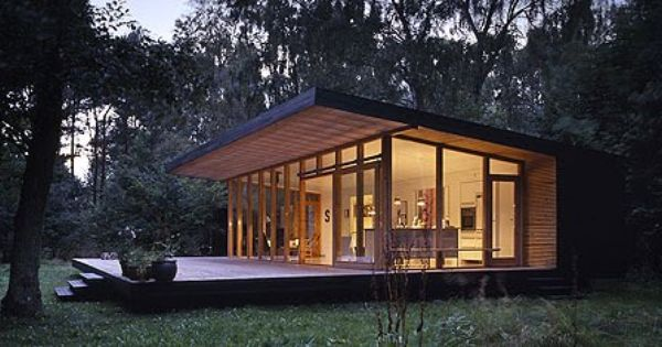 A Danish Summer House, Created By Architects Pernille
