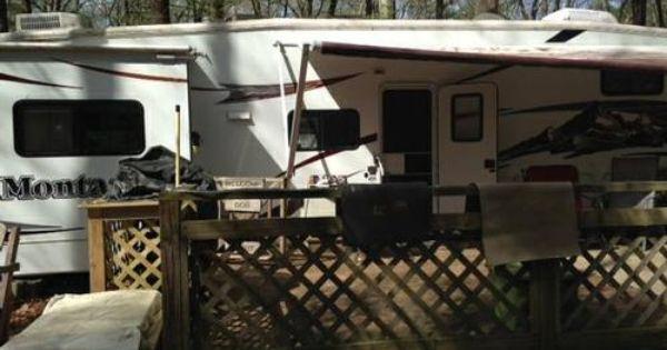 Pin By Rv Registry On Fifth Wheels Keystone Montana Used Rv Fifth Wheel Trailers