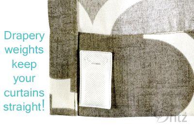 Diy Home Decorating Easy Curtain Upgrades Makesomething Blog
