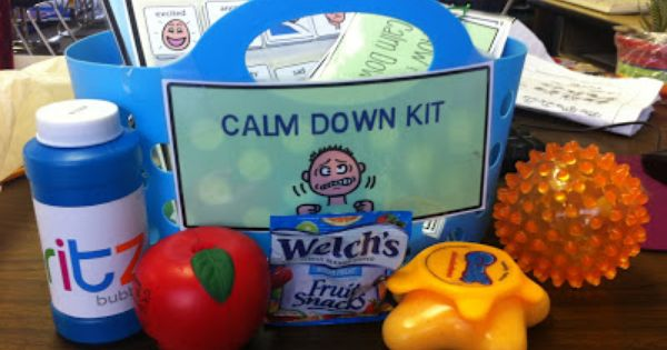 Squishy Ball Play Doh : CALMING CADDY! Items to include: stress ball, Play Doh, squishy balls...to squeeze out anger ...